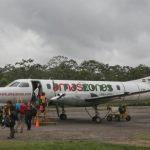 Amaszonas Bolivia se desliga de aerolínea paraguaya tras transferir acciones