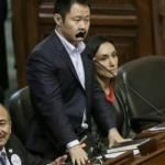 Congreso peruano acuerda suspender y denunciar al legislador Kenji Fujimori