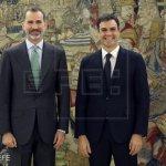 El nuevo presidente español tomará posesión de su cargo mañana ante el rey