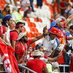 Fanaticada panameña fue incondicional hasta el final en su primer Mundial