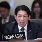 """Gobierno de Nicaragua dice que saldrá """"fortalecido"""" de la """"tribulación"""""""