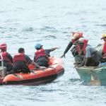 Guardia costera en Puerto Rico repatría a R. Dominicana a 64 emigrantes
