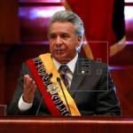 Presidente de Ecuador designa canciller a José Valencia, en lugar de Espinosa