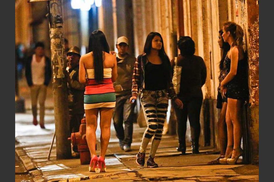 prostitutas guatemala policia prostitutas