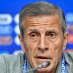 Tabárez: ¿Alguien se apuesta la mano a que Irán no puede ganar a Portugal?