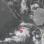 Se forma la tormenta tropical Aletta en el Océano Pacífico