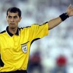 Irmatov, el Argentina-Croacia; Mateu Lahoz, el Dinamarca-Australia