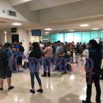 Llevaba 101 personas a bordo el avión que iniciaría el vuelo 2431 a la cuidad de México