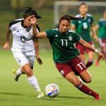 3-1. México vence a Costa Rica y revalida el oro femenil en fútbol de los Centroamericanos en Barranquilla