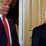 """Trump está """"abierto"""" a aceptar una invitación de Putin para visitar Moscú"""