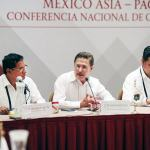 Fortalecemos relaciones internacionales por un México más competitivo: Aispuro