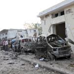 Al menos siete muertos en dos explosiones en la capital de Somalia