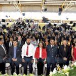 190 egresados del plantel villas del guadiana del COBAED