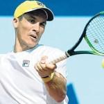Facundo Bagnis, a cuartos tras vencer a Marc-Andrea Huesler