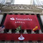 El Santander Brasil gana un 27,5 % más en el primer semestre del año