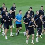 Francia y Croacia sueñan Luzhniki a lo lejos