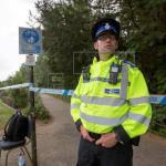 La Policía británica traza los pasos de la pareja afectada con Novichok