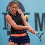 Paula Badosa cae en primera ronda ante Rodina y Goerges cumple ante Kuzmova