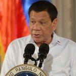 Popularidad de Duterte cae al 65%, su nivel más bajo en dos años de mandato
