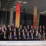 Sistema impositivo y tecnología financiera marcan último día de debate de G20