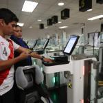 Activan 18 puertas electrónicas en aeropuerto para agilizar el ingreso a Lima
