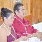 Celebraron 30 años de feliz matrimonio Sofía  y Francisco