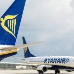 Ryanair cancela 165 vuelos en Italia por la huelga de pilotos y tripulantes