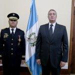 Director de Policía de Guatemala admite que no estaba enterado de 18 ascensos