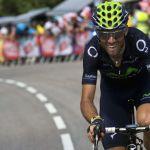 """Valverde: """"Había mucha gente por delante y he tenido que remontar"""""""
