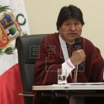 Evo Morales retomará su agenda este viernes tras revisión médica anual