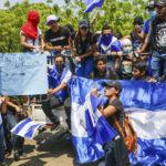Gobierno ataca a estudiantes en la universidad más grande de Nicaragua