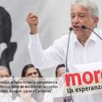 López Obrador gana las presidenciales de México, según sondeo a pie de urna