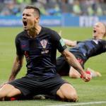 Perisic y Mandzukic suman su segundo gol para meter a Croacia en la final