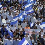 Se inicia marcha en Nicaragua en apoyo a estudiantes y de rechazo a Ortega