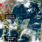 El Servicio Meteorológico Nacional prevé chubascos en Durango