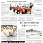 Edición impresa del 5 de agosto del 2018