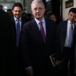 Corte Suprema de Colombia aplaza indagatoria a expresidente Álvaro Uribe