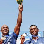 El brasileño Isaquias Queiroz logra su segundo oro en Portugal