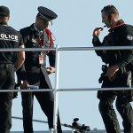 MSF acusa a la policía francesa de violar los derechos de los migrantes