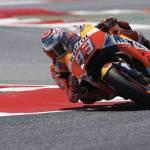 Ni Ducati, Ni Márquez, que también, la lluvia la gran protagonista