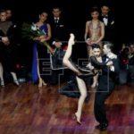 Rusos, colombianos y argentinos alcanzan podio del Mundial de Tango Escenario