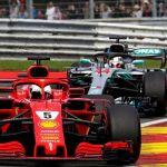 Vettel gana en Bélgica y recorta siete puntos a Hamilton