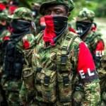 Policía colombiana asegura que el ELN mantiene a 20 personas secuestradas