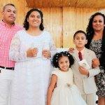 Doble celebración para los hermanos Montelongo Rivas