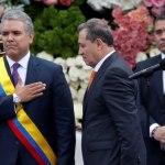 Duque propone en su investidura un gran pacto por Colombia
