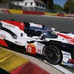El coche ganador de Alonso y el otro Toyota, descalificados
