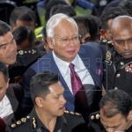 Ex primer ministro malasio imputado con nuevos cargos en caso de corrupción