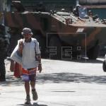 Más de 1.000 personas son detenidas en megaoperativo en Brasil