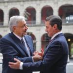 López Obrador pacta con Peña Nieto adelantar reformas en materia de seguridad