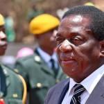 Presidente Mnangagwa toma delantera en elecciones presidenciales de Zimbabue